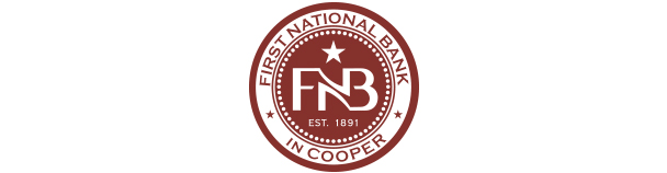 First National Bank in Cooper